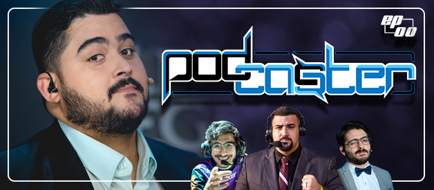 Vamos Falar sobre Cast? PodCaster 00