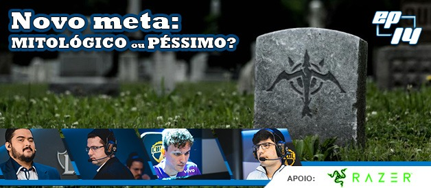 Novo meta do LoL, Mitológico ou Péssimo? PodCaster14