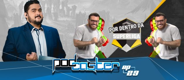 Por dentro da Superliga ABCDE! PodCaster23